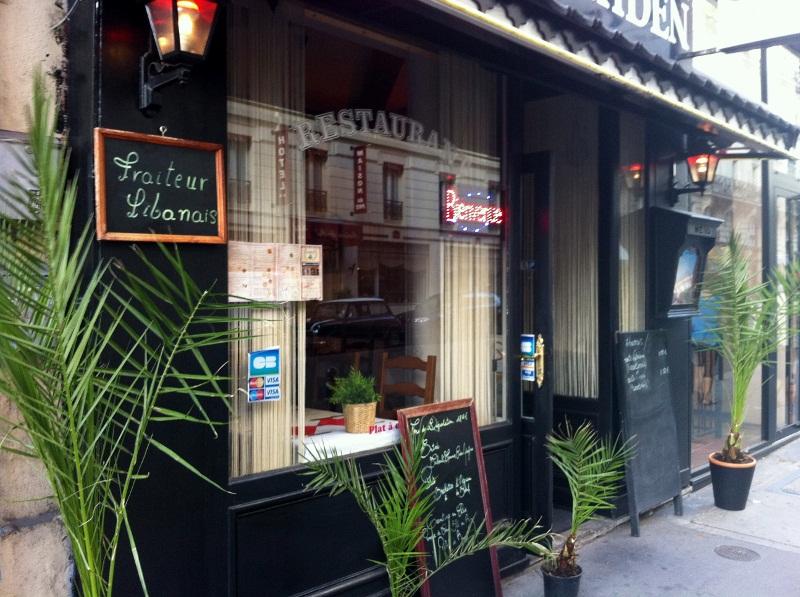 Restaurant libanais la petite chronique de lilli - La table libanaise restaurant et traiteur libanais a paris 15 ...