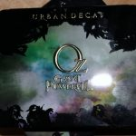 Palette Oz the great and powerful by Urban Decay version Theodora