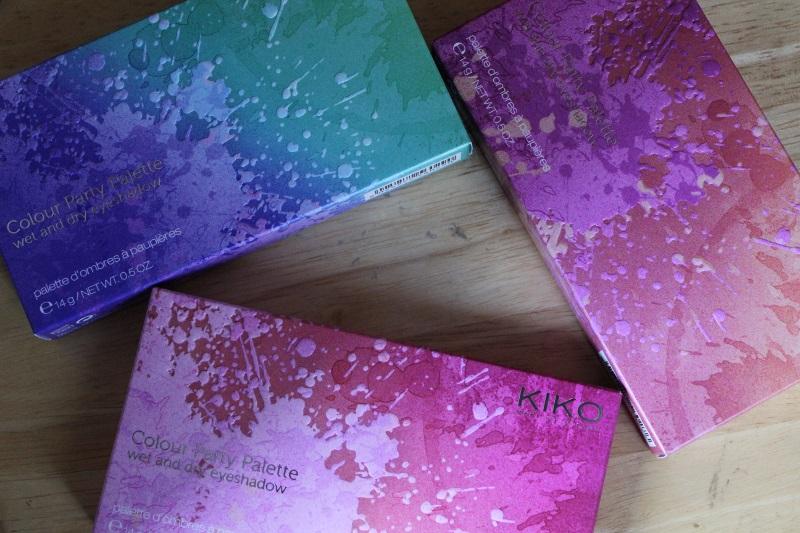 kiko colour party