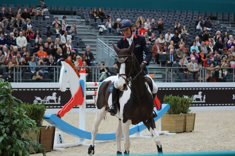 Saut hermes 2013 - Michel Robert et Catapulte