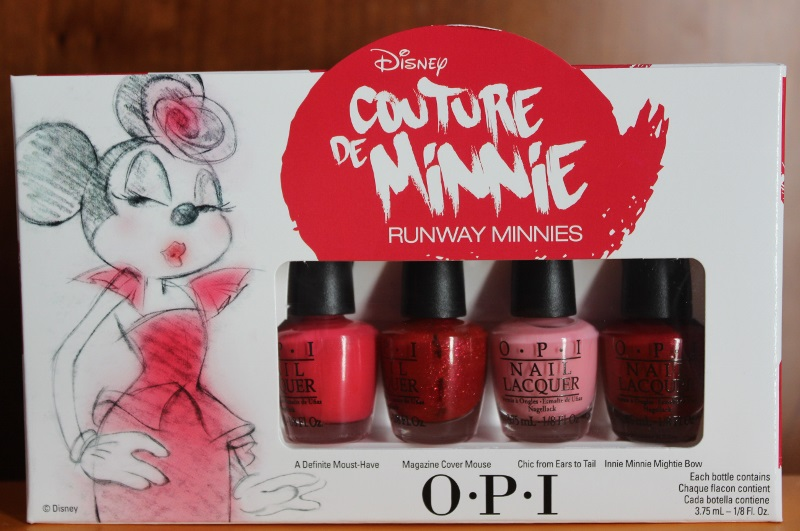 couturede Minnie by OPI
