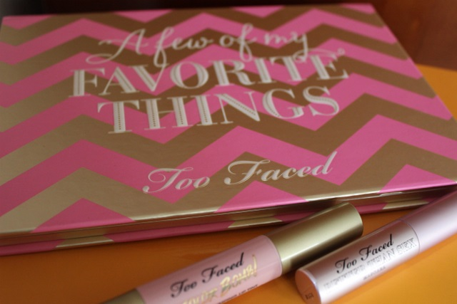 a few of my favorites things - too faced (4)