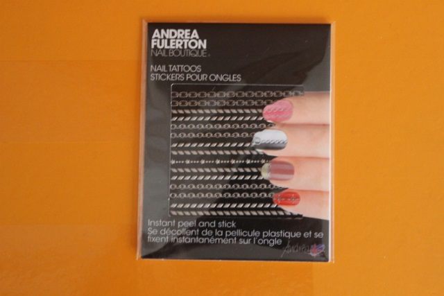 andrea furleton sticker d'ongles