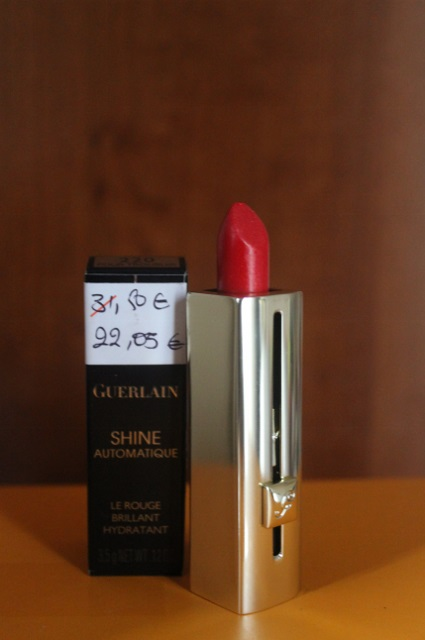 Rouge automatique shine 220 guerlain
