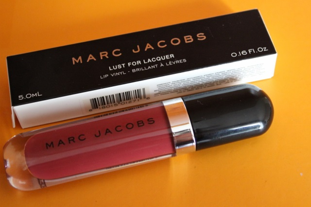 maquillage marc jacobs lust lacquer fame