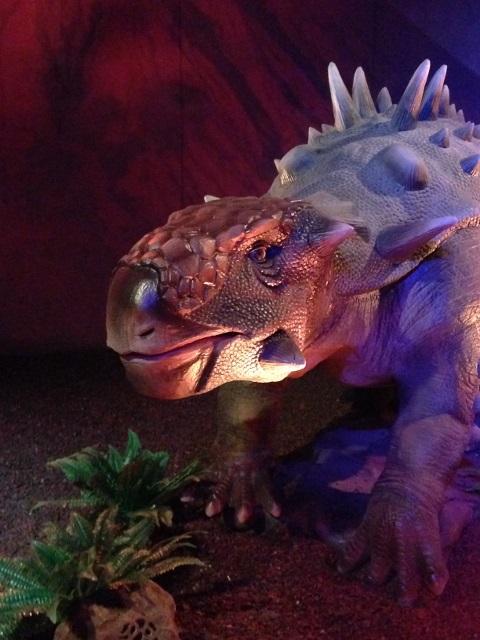 de l'ere des dinosaures à l'ere de glace (4)