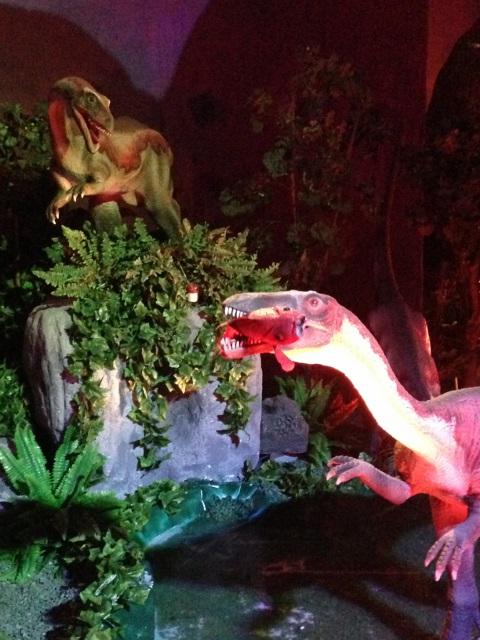 de l'ere des dinosaures à l'ere de glace (8)