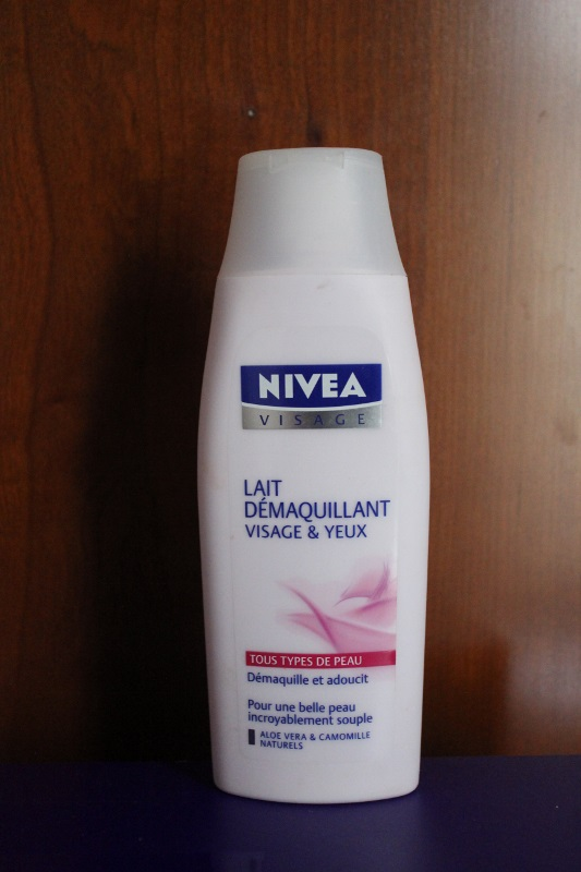 demaquillant nivea