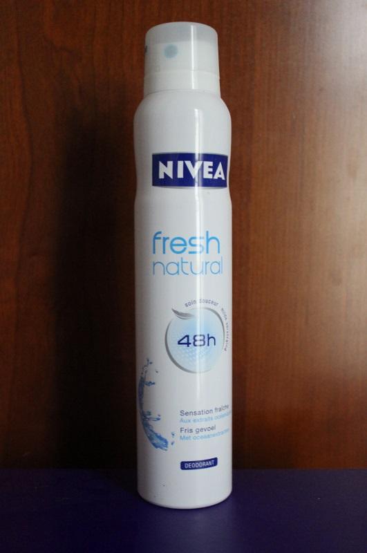 deo fresh natural nivea
