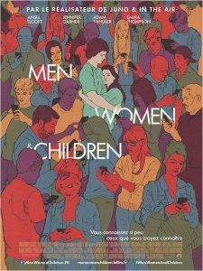 men women and children affiche