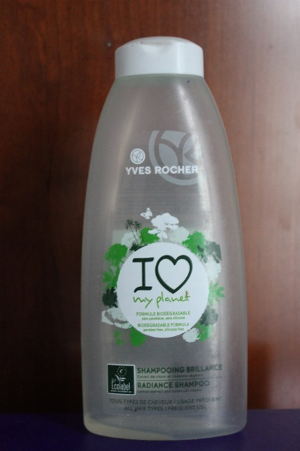 shampooing yves rocher