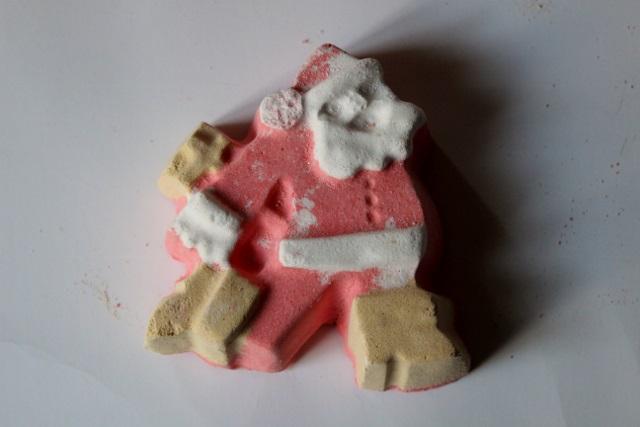 Dashing Santa Lush