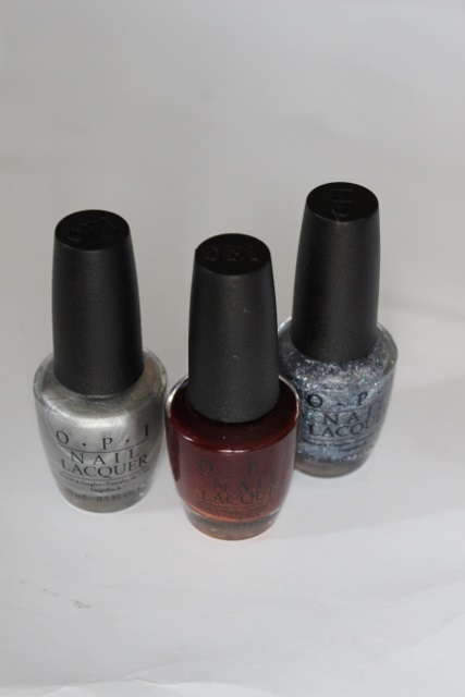 OPI 50 shades of grey