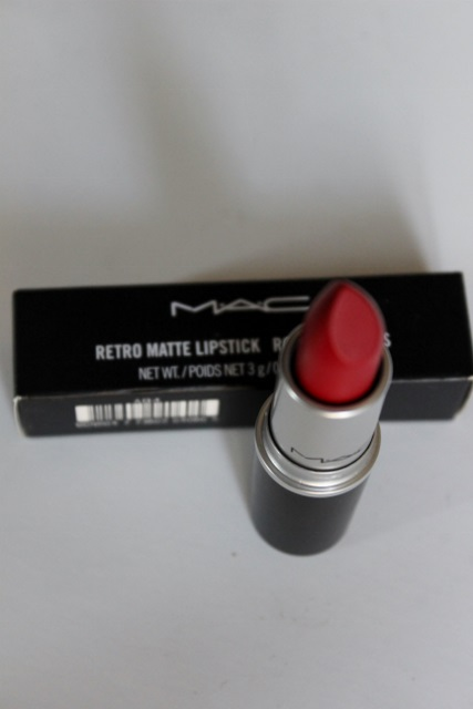 RAL MAC ruby woo