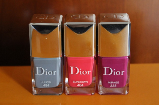 vernis mirage dior Junon Sundown Mirage