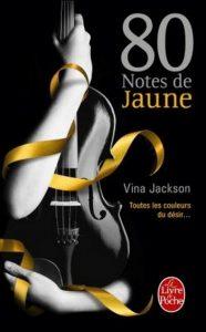 80 notes de jaune Vina Jackson