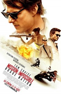 mission impossible rogue nation affiche