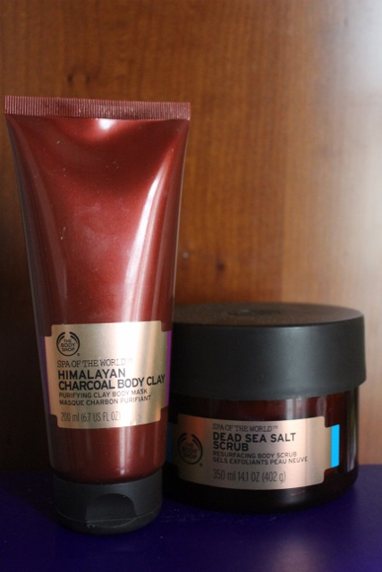 Spa of the World de The Body Shop (2)