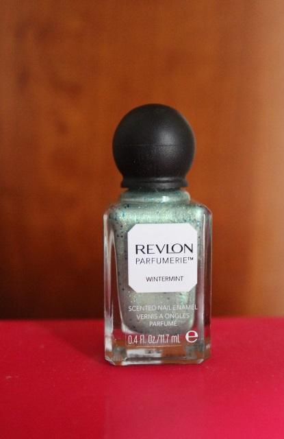 vernis parfumé Revlon