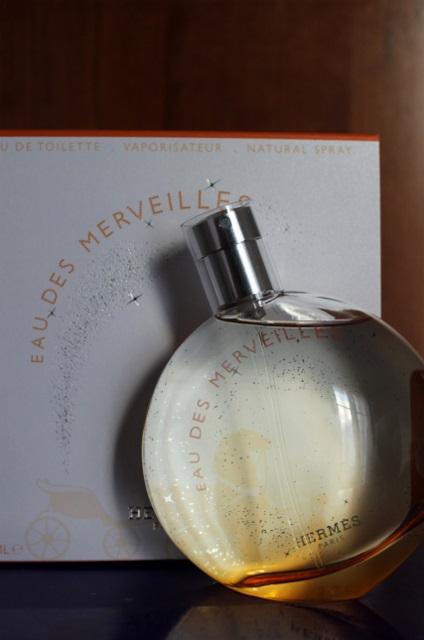 L'eau des merveilles d'Hermès