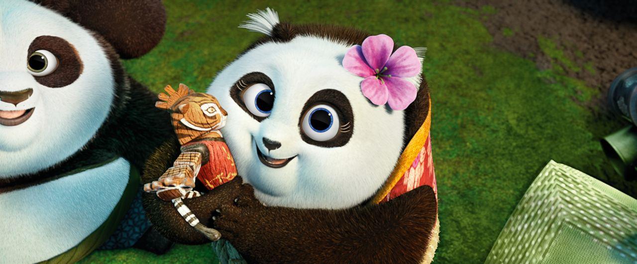 Kung fu panda 3 la petite chronique de lilli - Singe kung fu panda ...