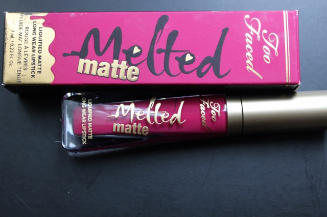 Matte Lipstick de Too Faced