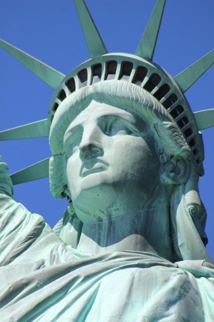 New York Statue de la liberte