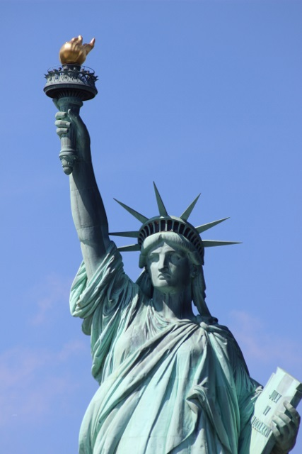 The statue of liberty - New York (7)
