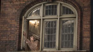 THE BFG, directed by Steven Spielberg based on the beloved novel by Roald Dahl, is the exciting tale of a young London girl (Ruby Barnhill) and the mysterious Giant (Mark Rylance) who introducers her to the wonders and perils of Giant Country.