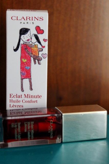 Éclat Minute Huile Confort Lèvres de Clarins (3)