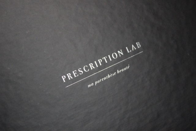 Prescription Lab