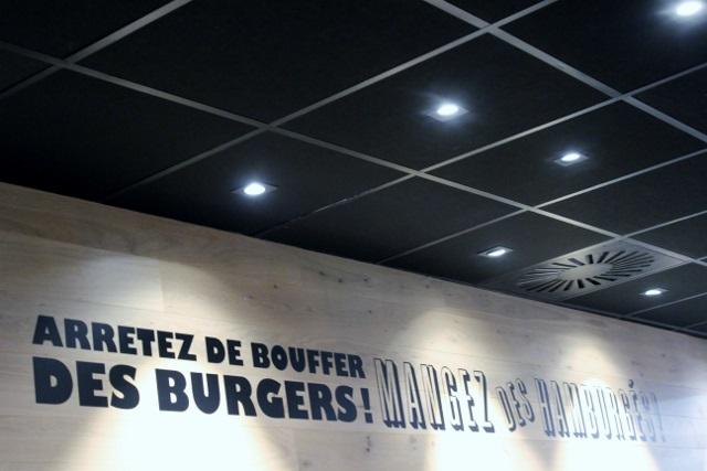 Big Fernand au BHV Marais