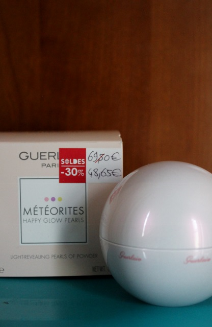 Météorites Happy Glow de Guerlain