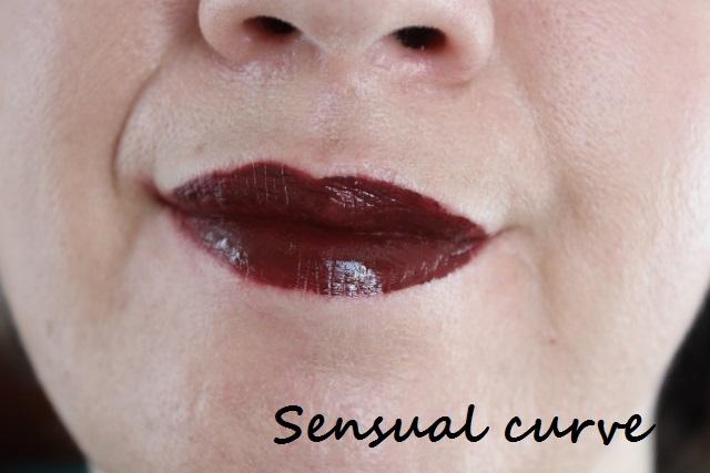Sensual curve