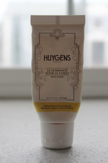 Gommage corps à la verveine Huygens