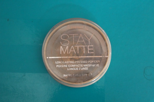poudre Stay Matte de Rimmel