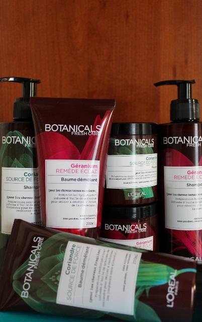 Botanicals fresh care de L'Oreal