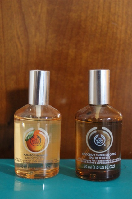 eaux de toilettes The Body Shop