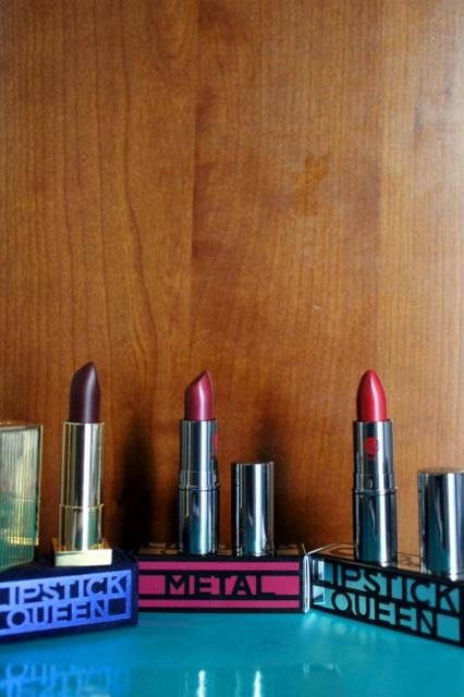 rouges à lèvres Lipstick Queen