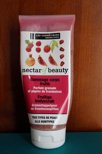 Gommage Nectar of Nature à la Grenade et aux pépins de framboise