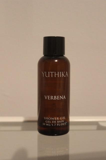 Gel douche Verbena Yuthika