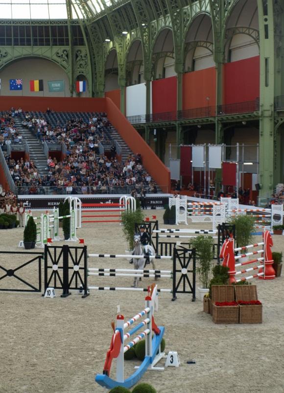 Saut hermès 2012