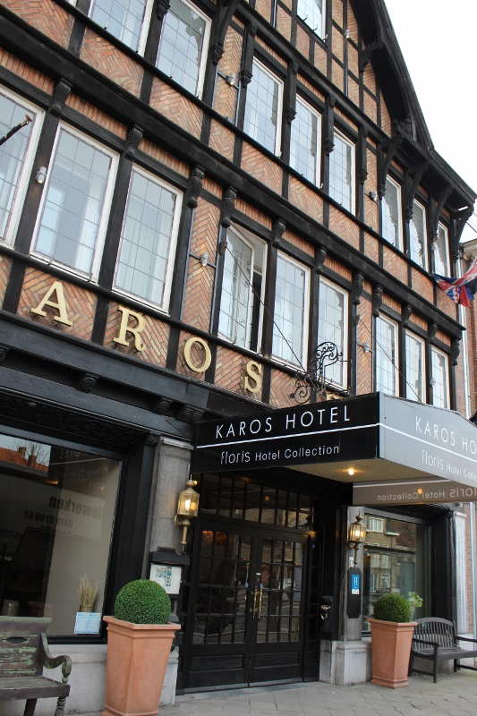 Floris Karos Hotel bruges