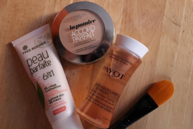 Make-up pour un week-end