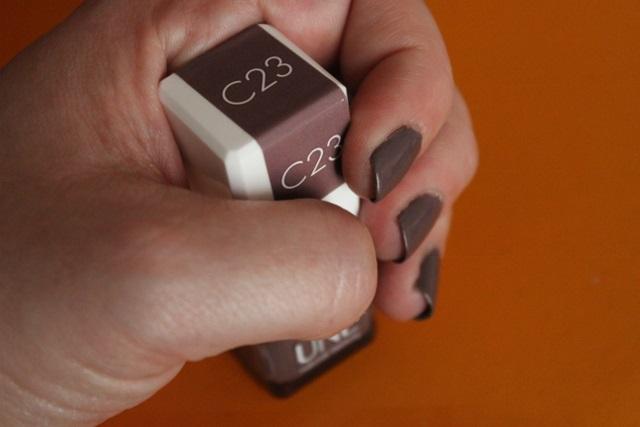 vernis une beauty C23