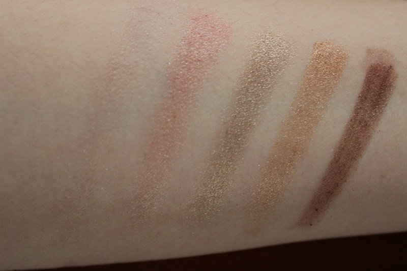 Too faced loves sephora - swatches (1)