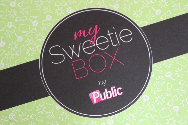 my sweetie box - un air d'été