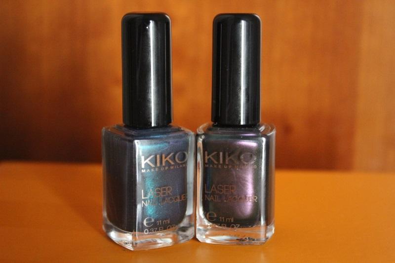 Kiko dark heroine collection (4)