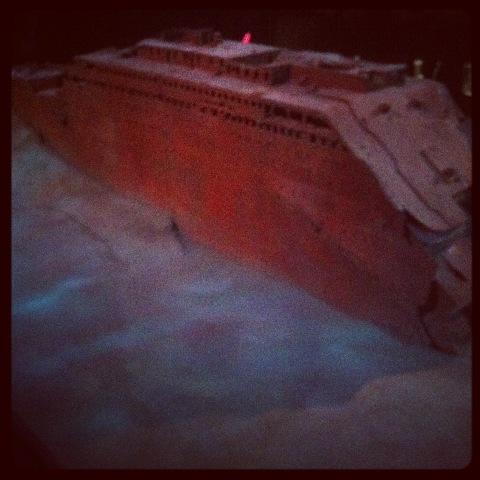 titanic l'exposition (2)