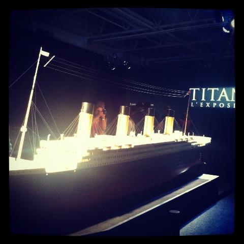 titanic l'exposition (8)